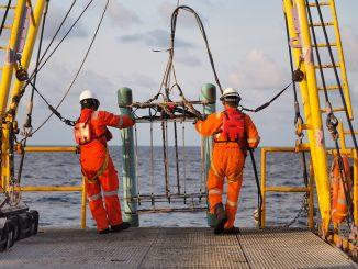 EGS Survey Chevron Thailand